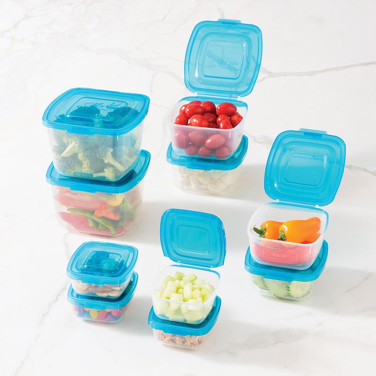Mr Lid Food Storage