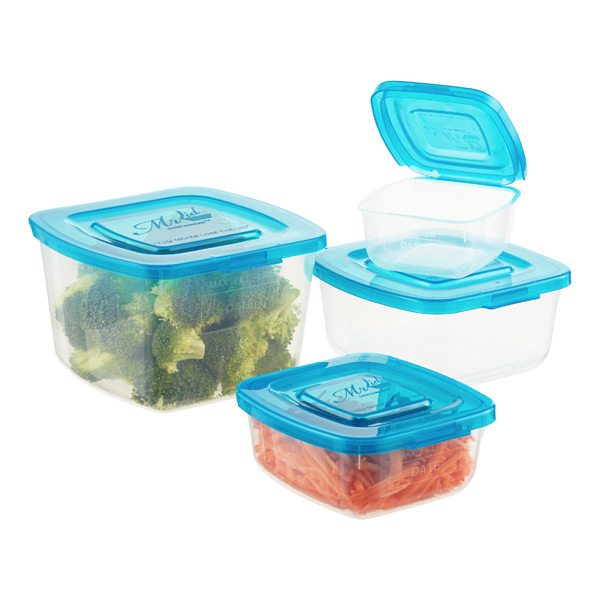 Mr Lid Food Storage Set Of 10