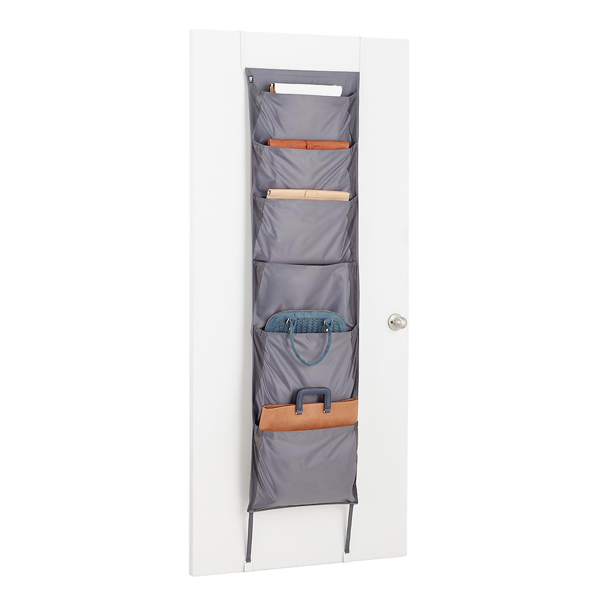Umbra Niche Over the Door Accessory Organizer   The Container Store