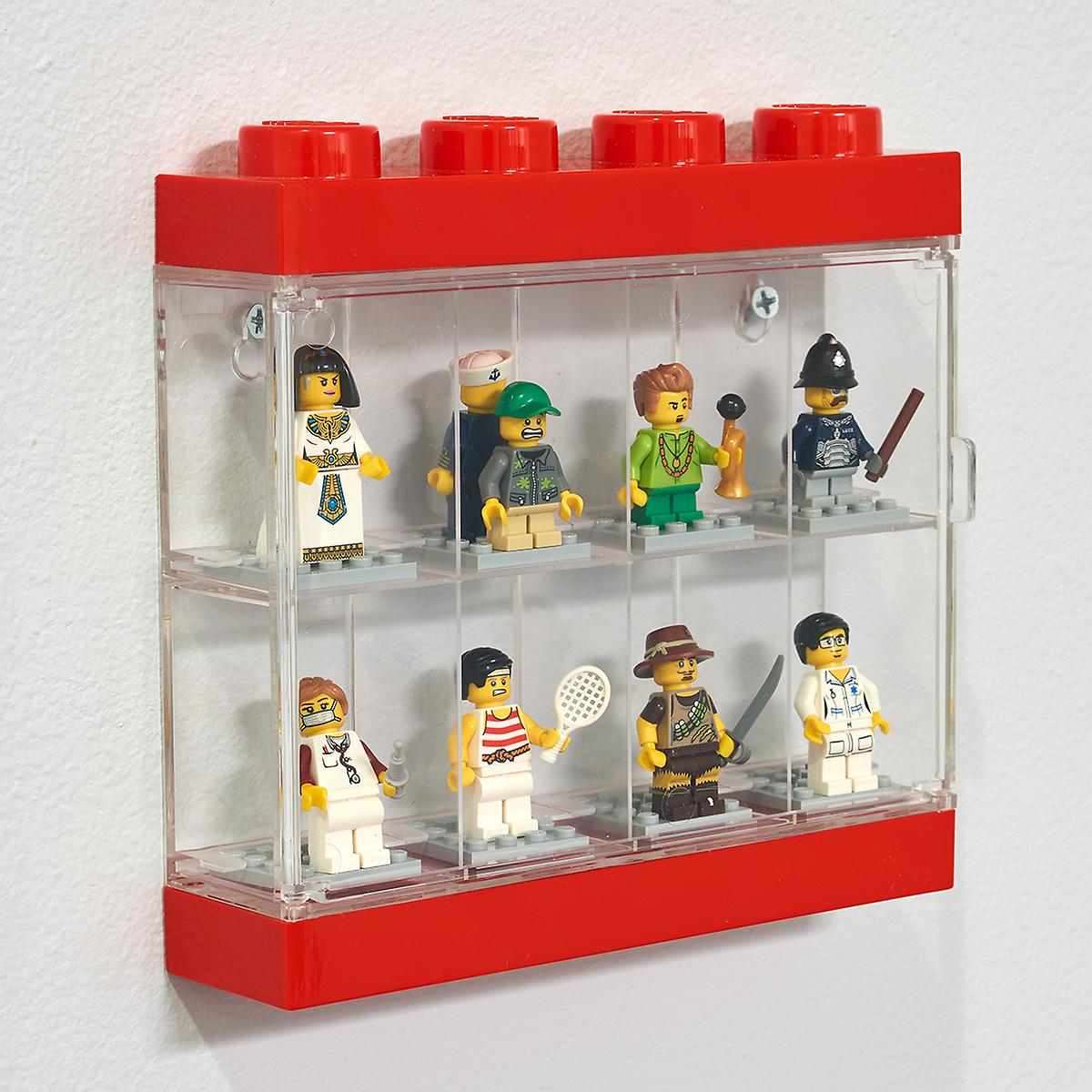 Extreem Lego Minifigure Display Case | The Container Store @RK15