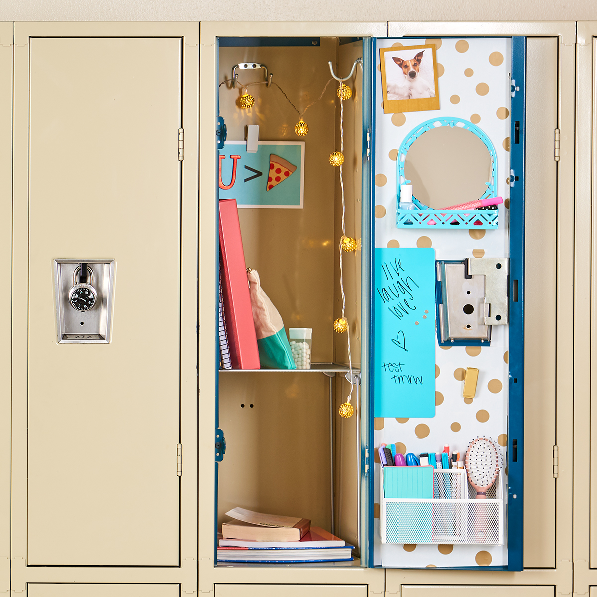 Watch How to Organize Your Locker in Middle School (Girls) video