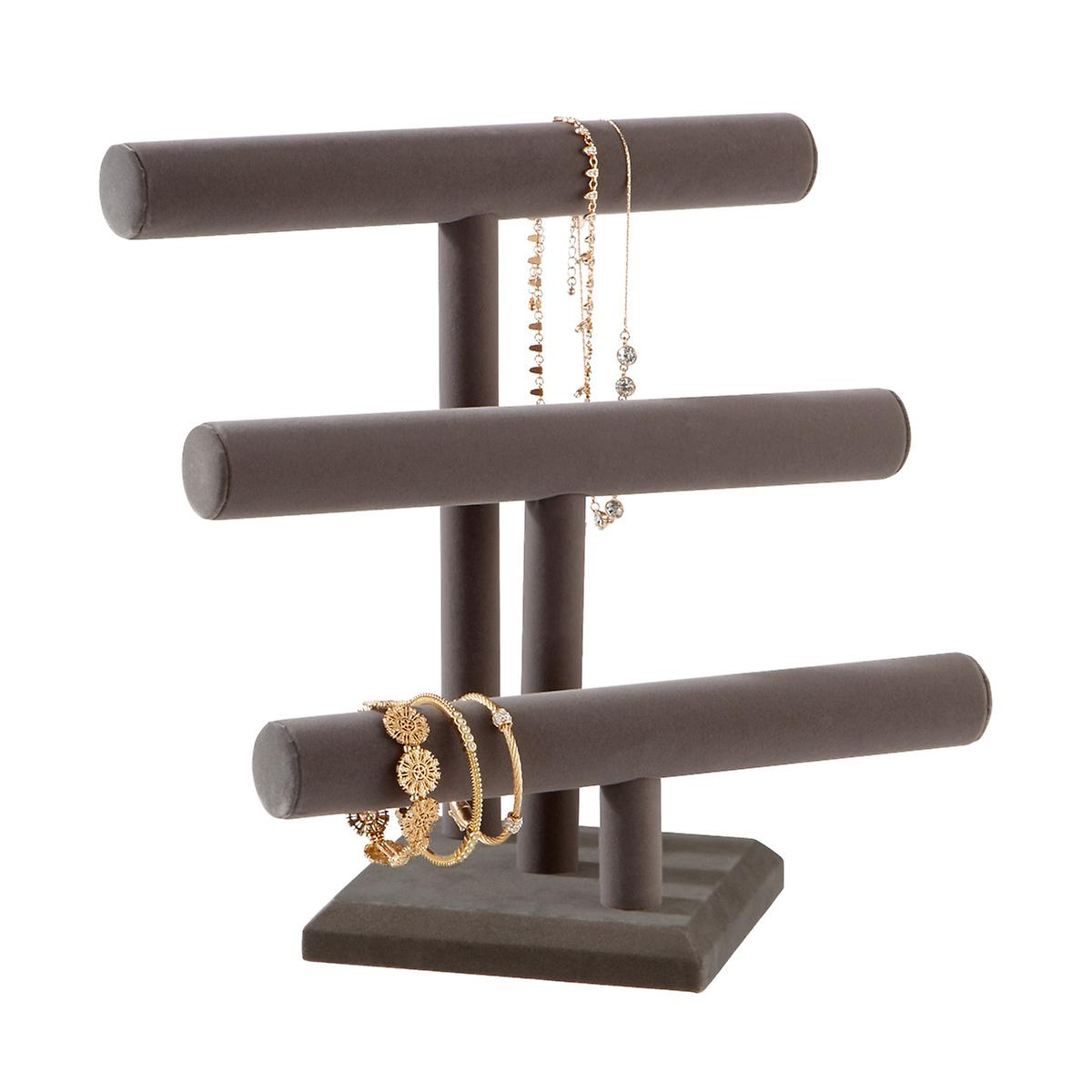 Triple Tiered Jewelry Organizer The Container Store