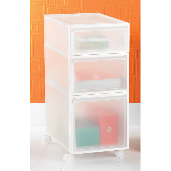 Like-it Clear Stackable Drawers  sc 1 st  The Container Store & Like-it Clear Stackable Drawers | The Container Store