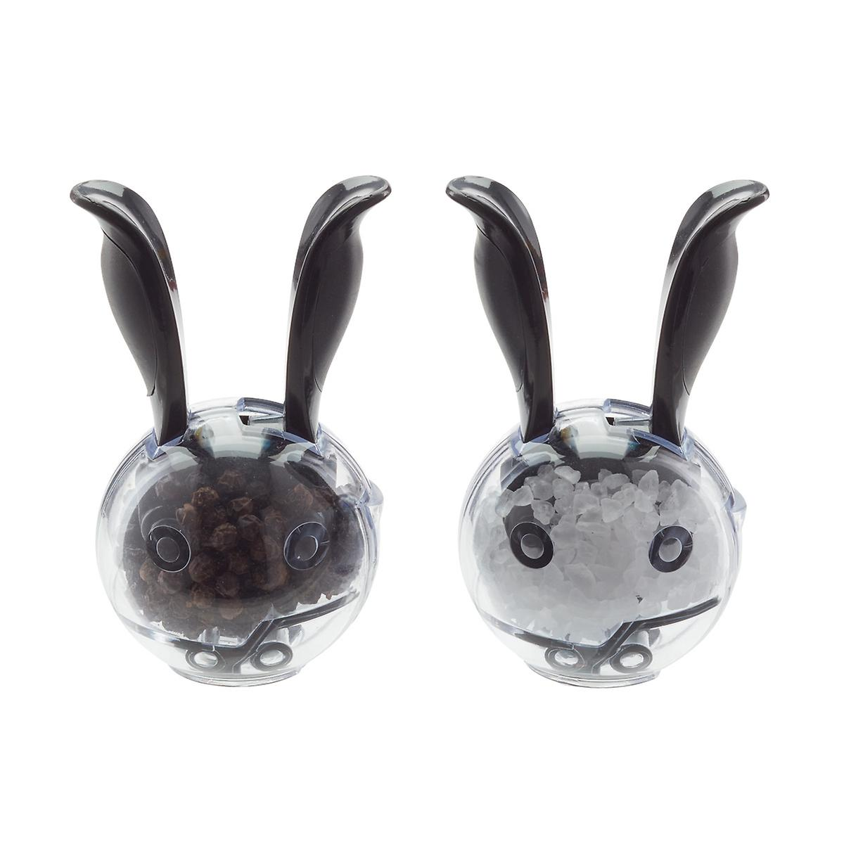 Mini Magnetic Salt Pepper Grinder Set