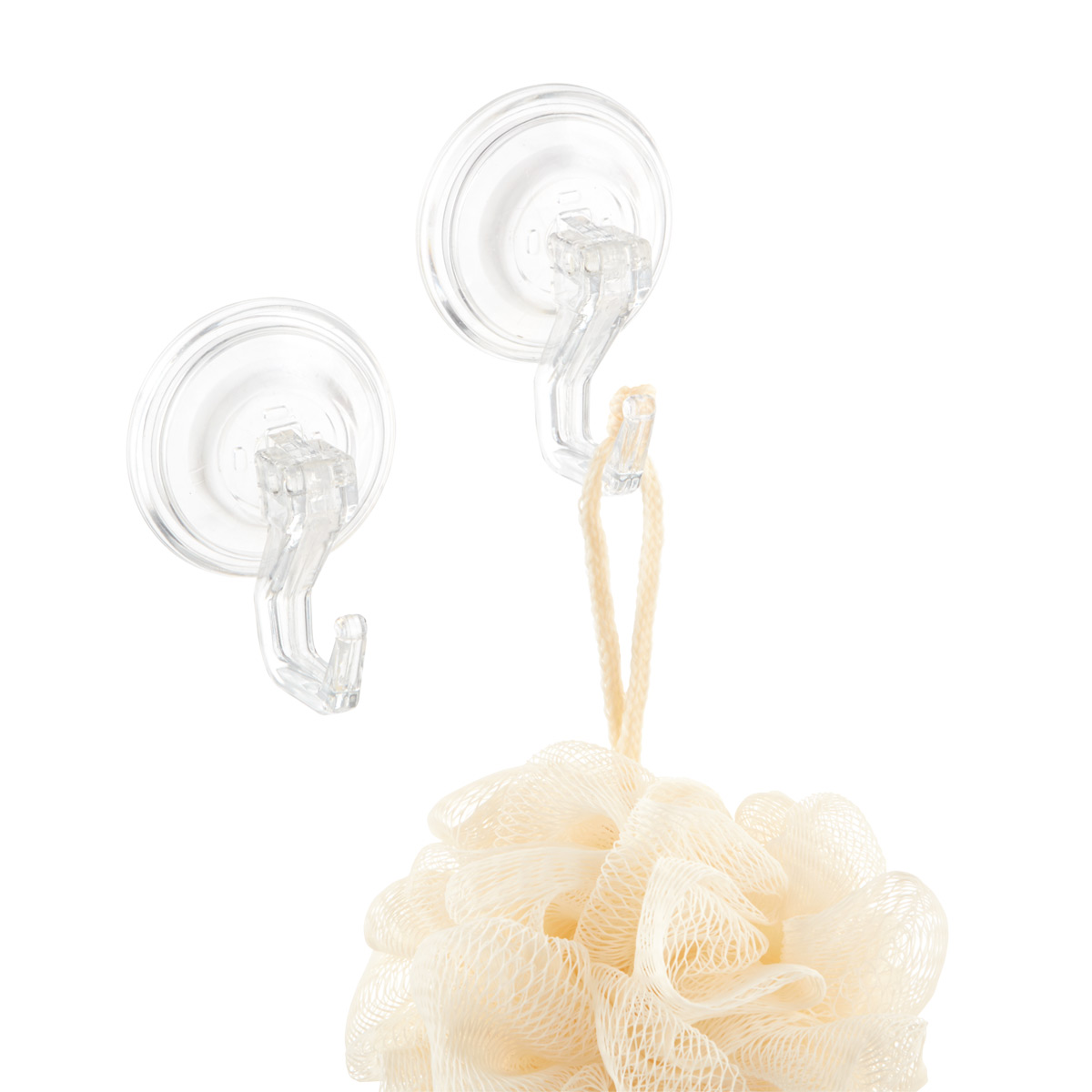 Charmant Suction Cup Hooks