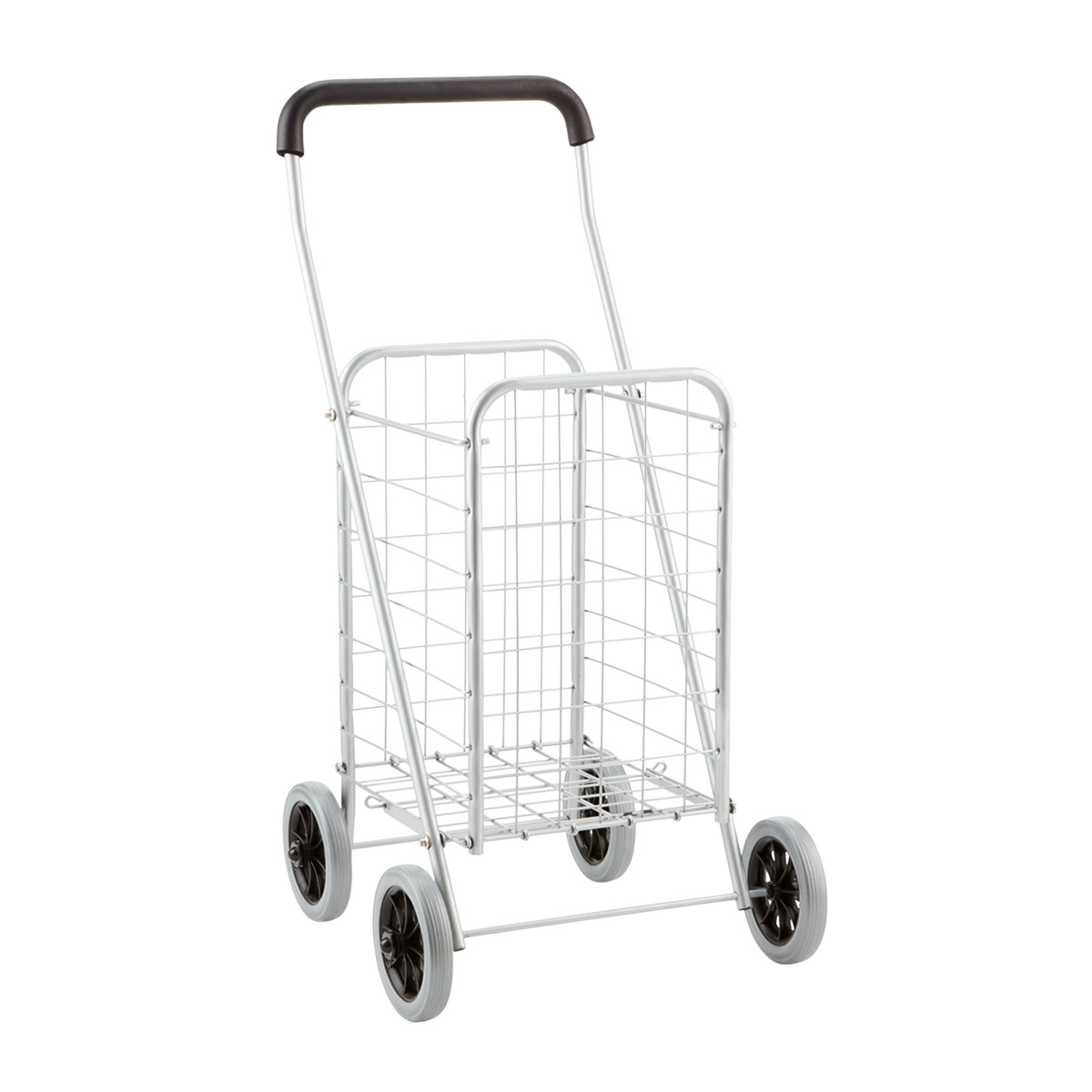 personal shopping cart steel shopping cart the container storesteel shopping cart \u0026 liner