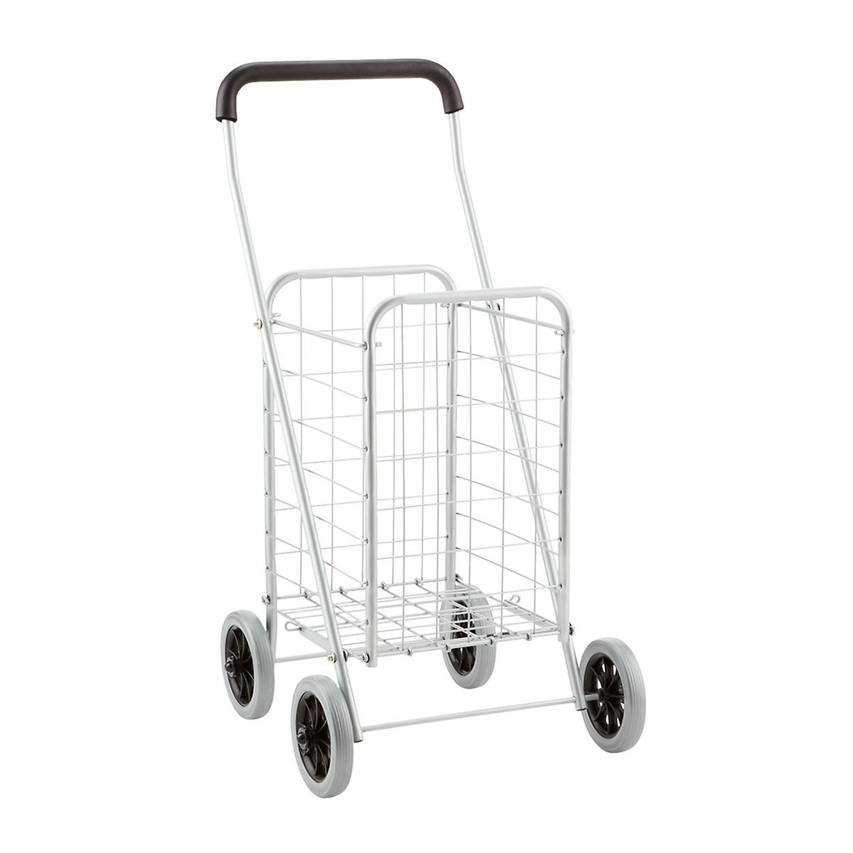 Personal Shopping Cart - Steel Shopping Cart | The Container Store