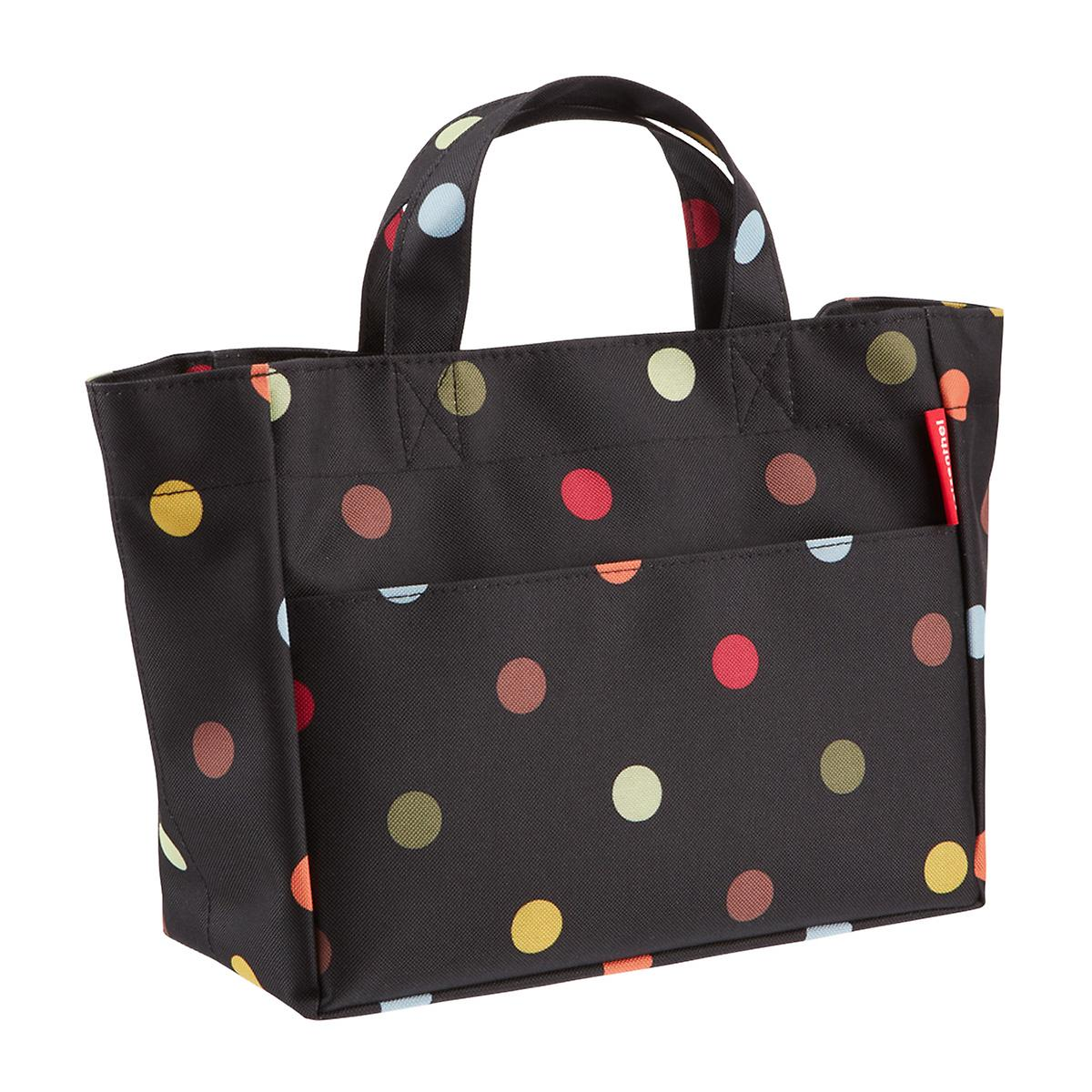 reisenthel multi dot lunch tote the container store. Black Bedroom Furniture Sets. Home Design Ideas