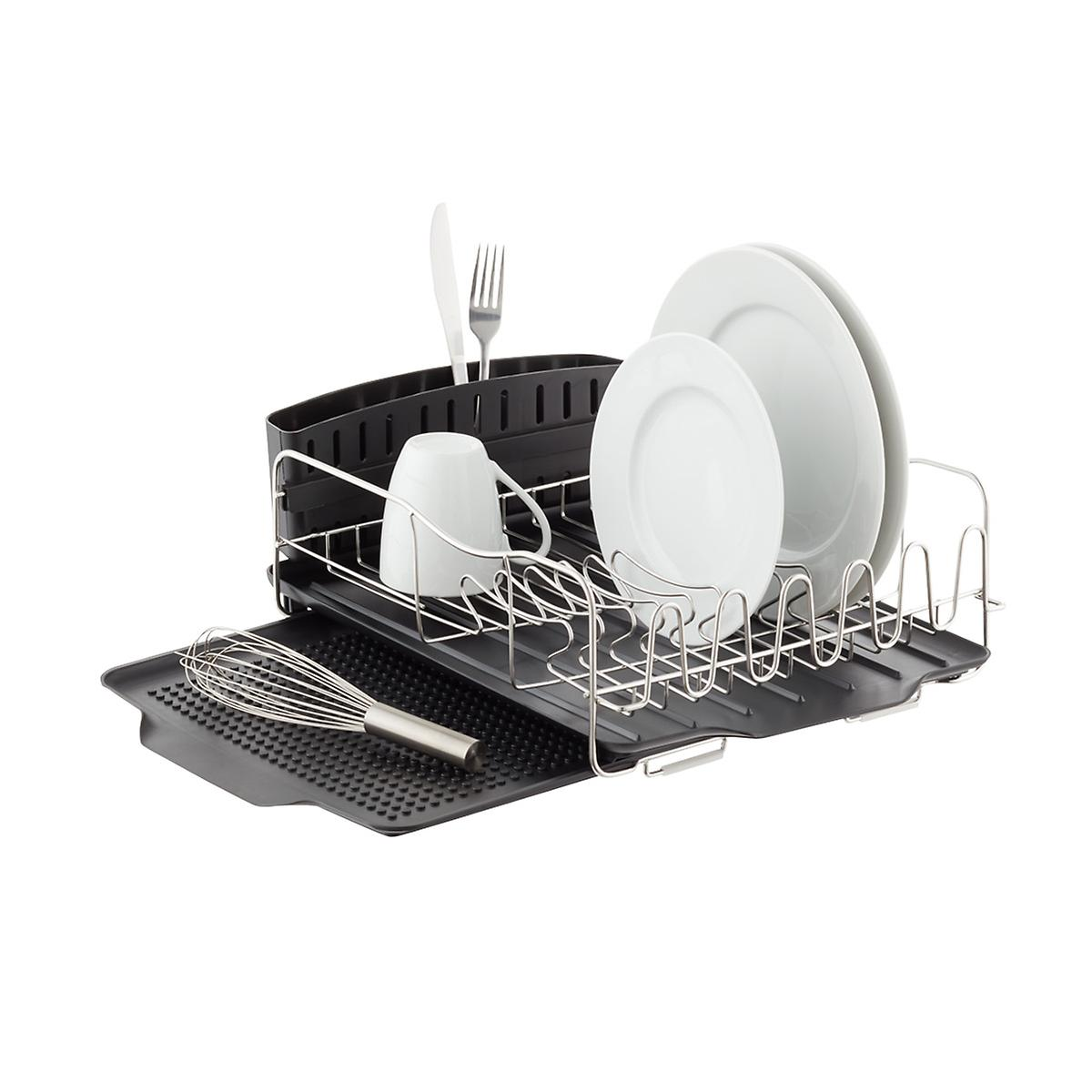Polder Advantage Dish Rack System The Container Store