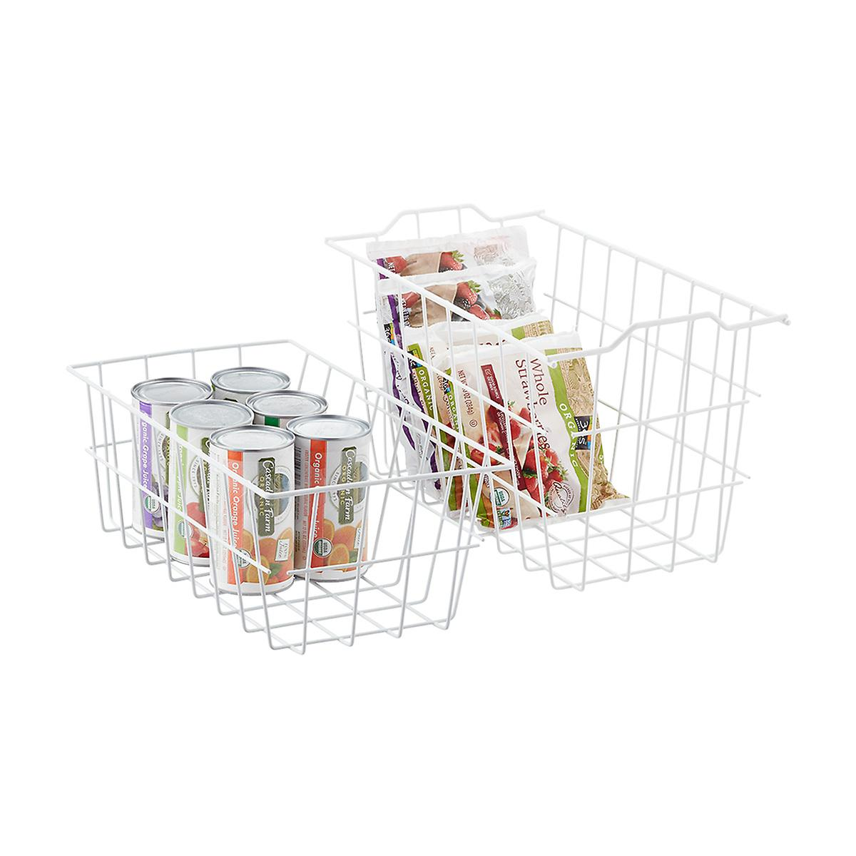 Freezer Storage Baskets | The Container Store