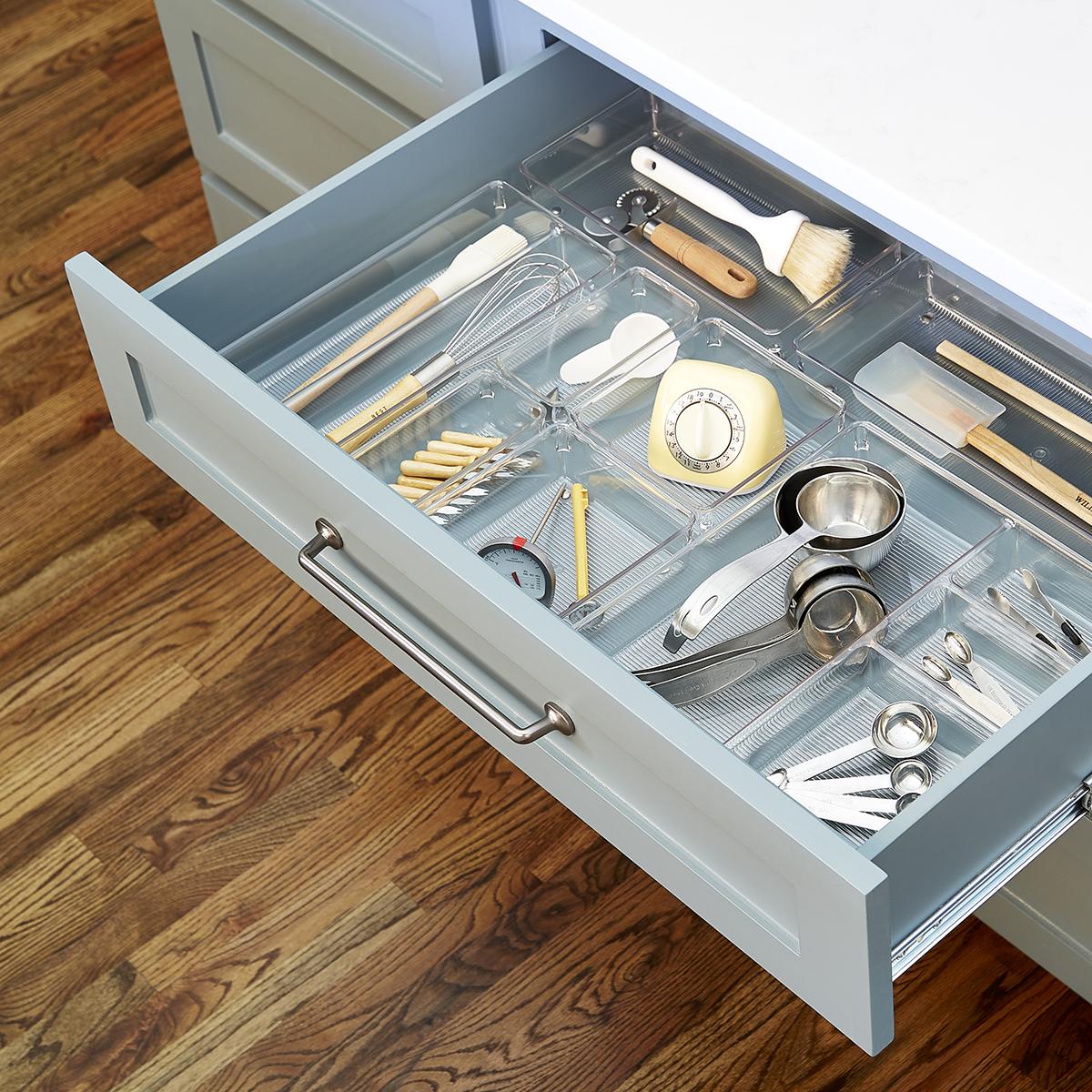 Charmant InterDesign Linus Large Drawer Organizer Starter Kit