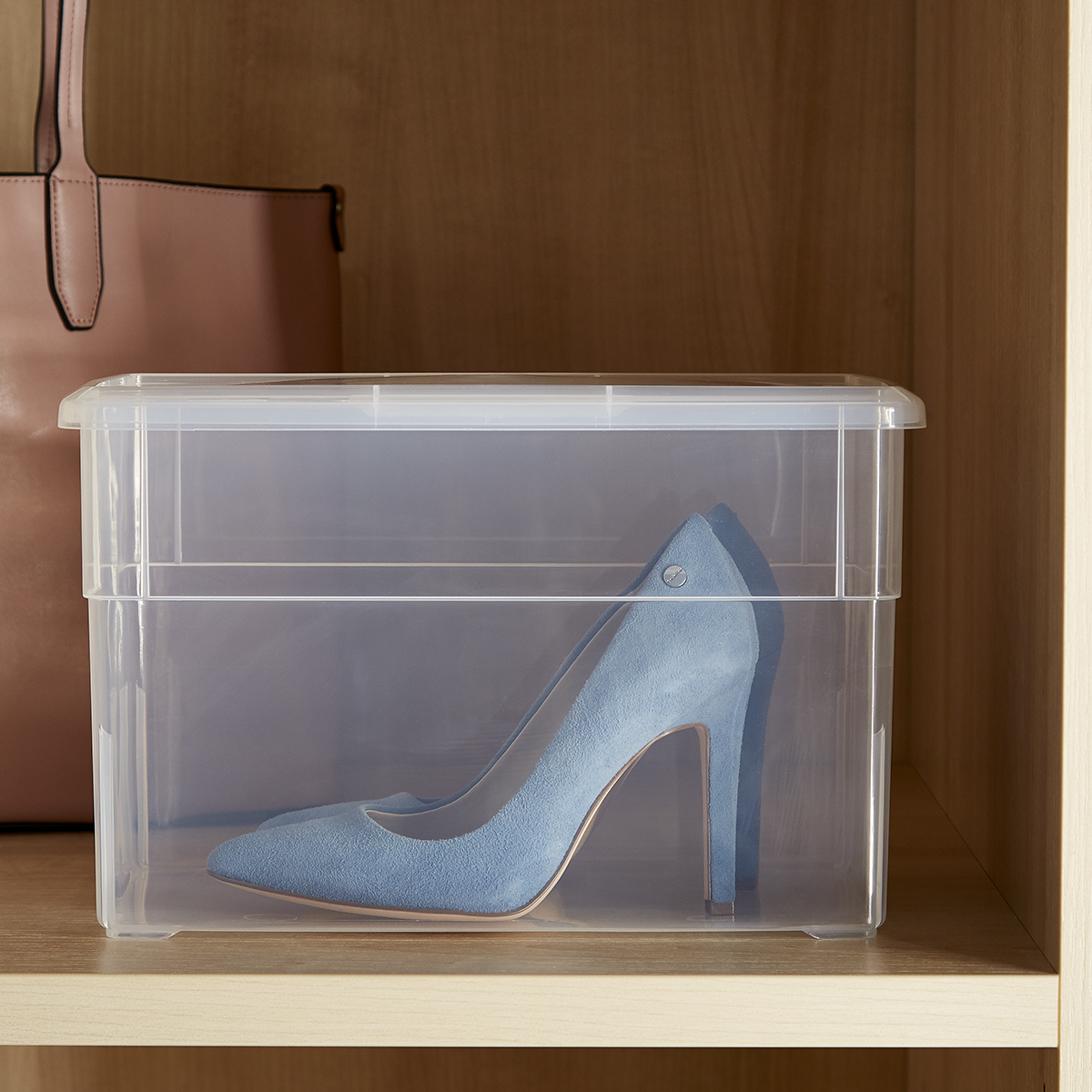 Our Tall Shoe Box | The Container Store