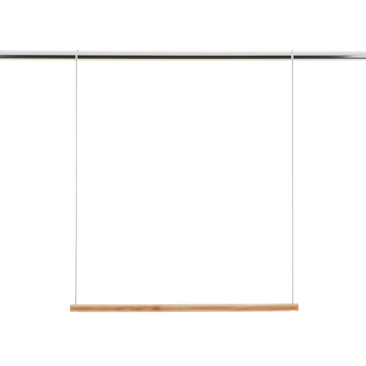 Lynk Double Hang Closet Rod