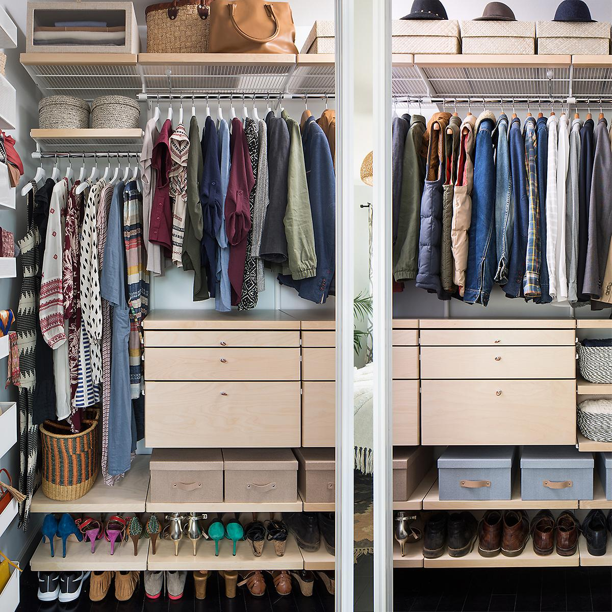 container elfa system plus systems closet closets installation also store