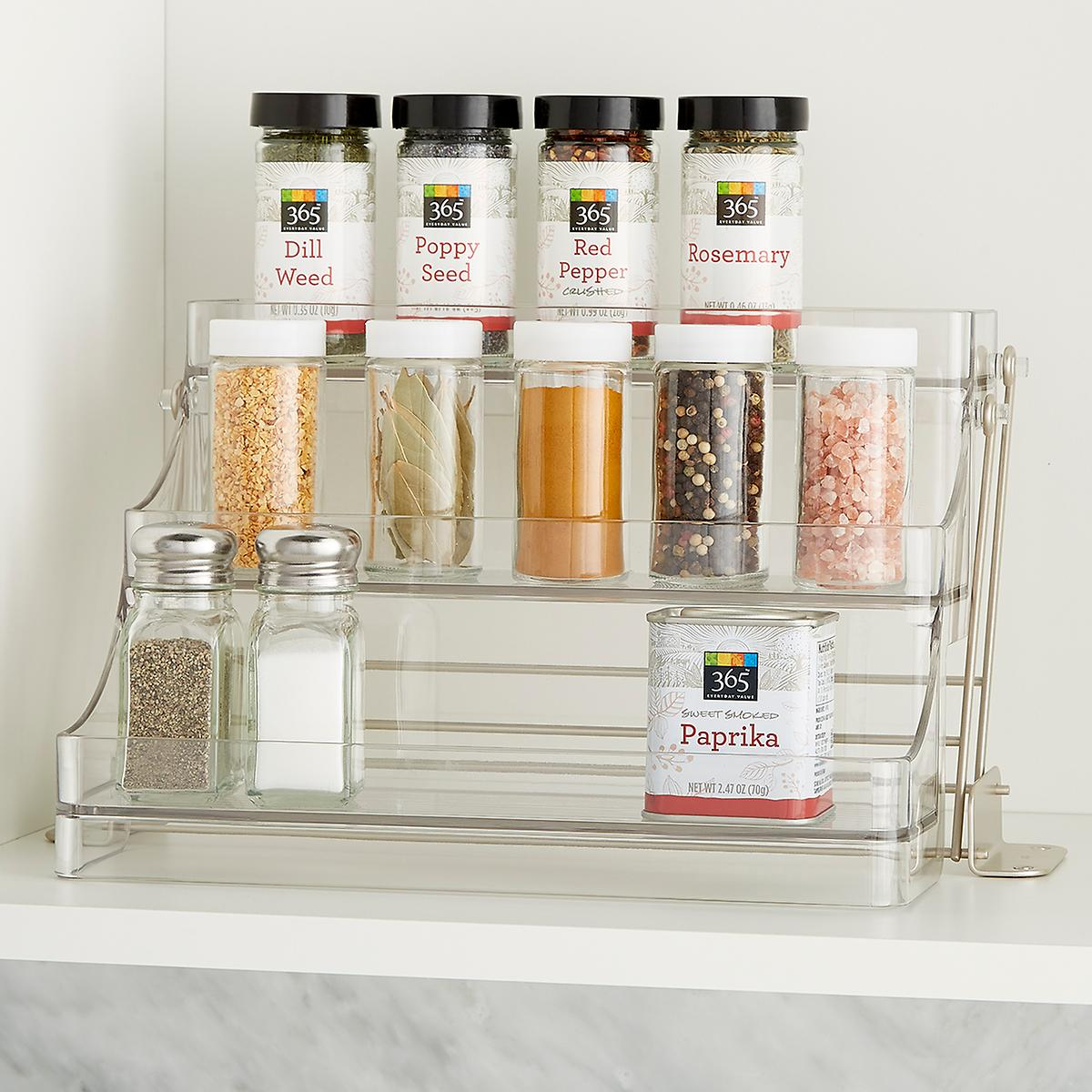 InterDesign Linus Easy-Reach Spice Rack