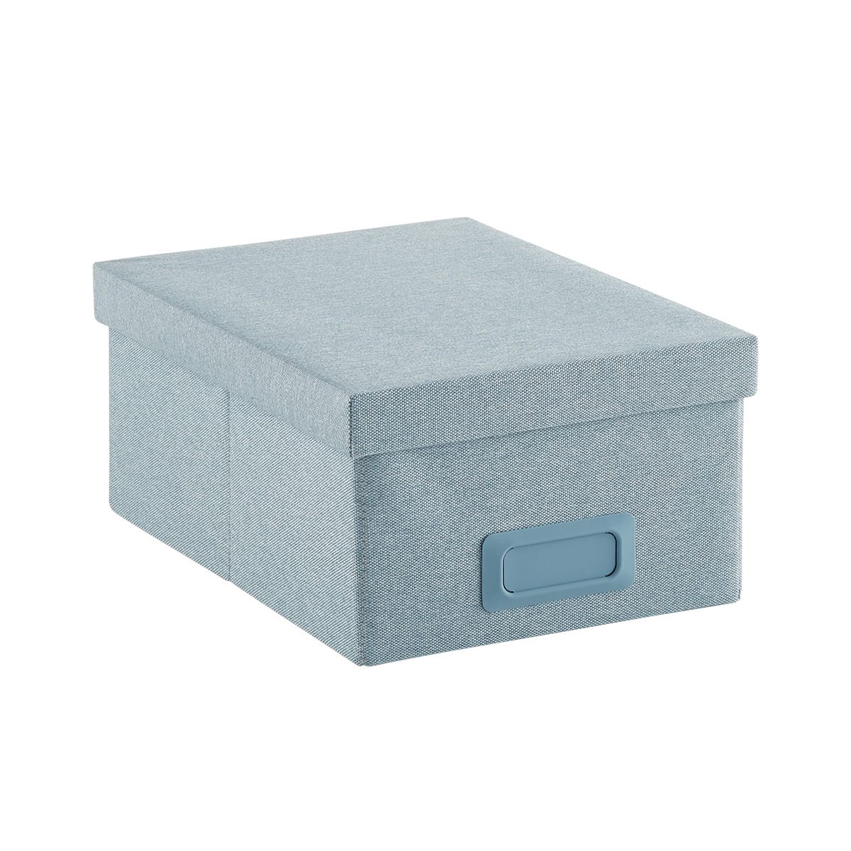 Roll over to zoom  sc 1 st  The Container Store & Steel Blue Poppin Storage Boxes | The Container Store