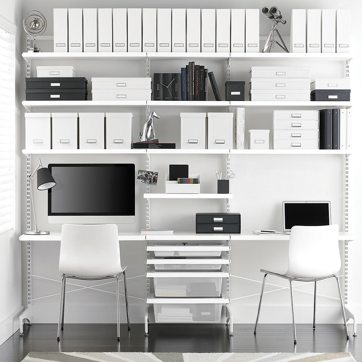 White Desk ...