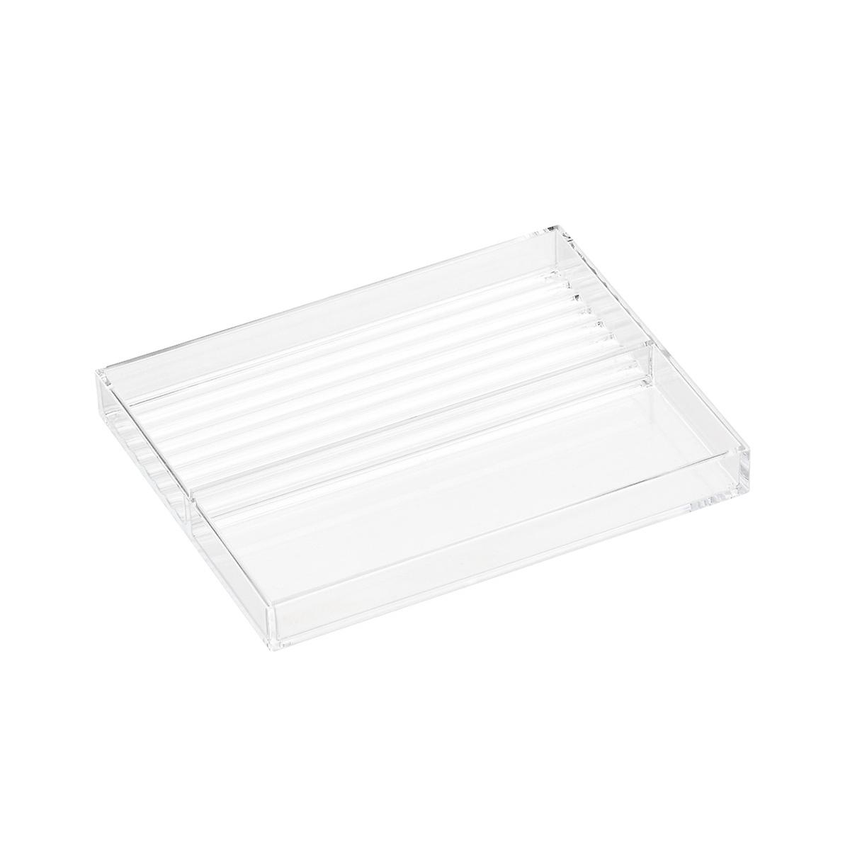 Image result for Pencil & Brush Acrylic Tray Clear