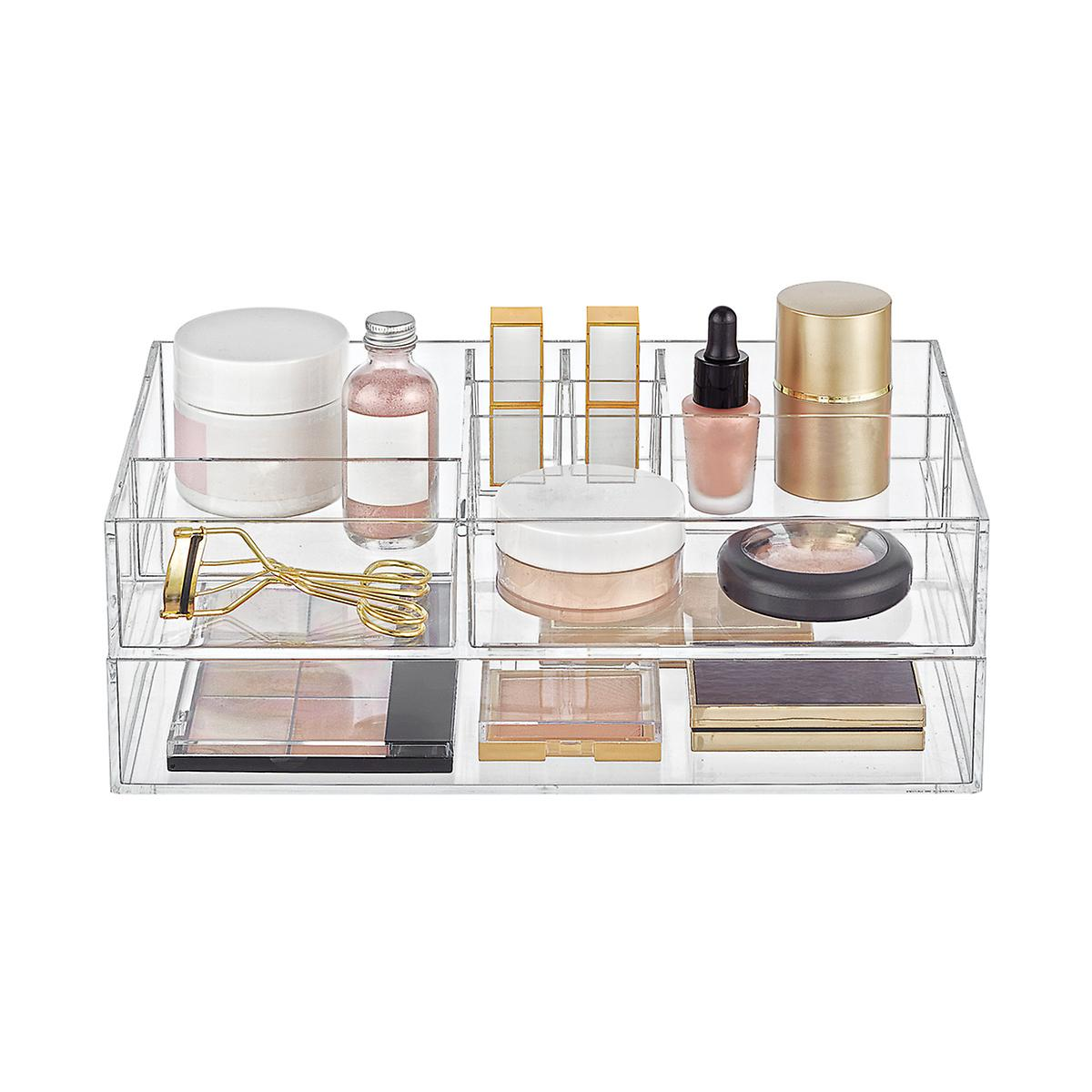 Clear Acrylic Makeup Skin Care