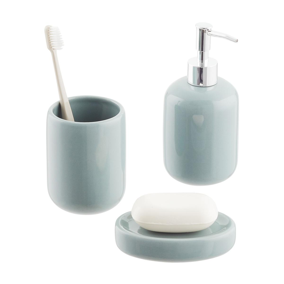 Serene Countertop Bathroom Set | The Container Store