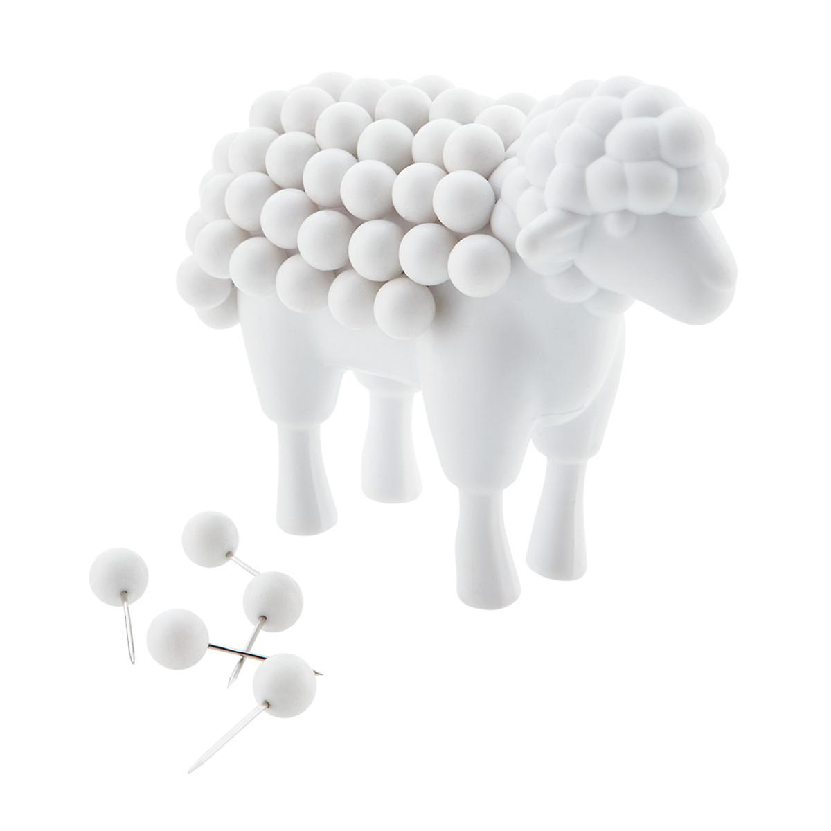 fred friends stuck on ewe push pins the container store