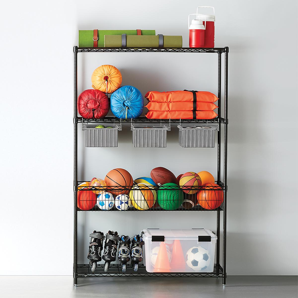 Intermetro Garage Solution With Drawers