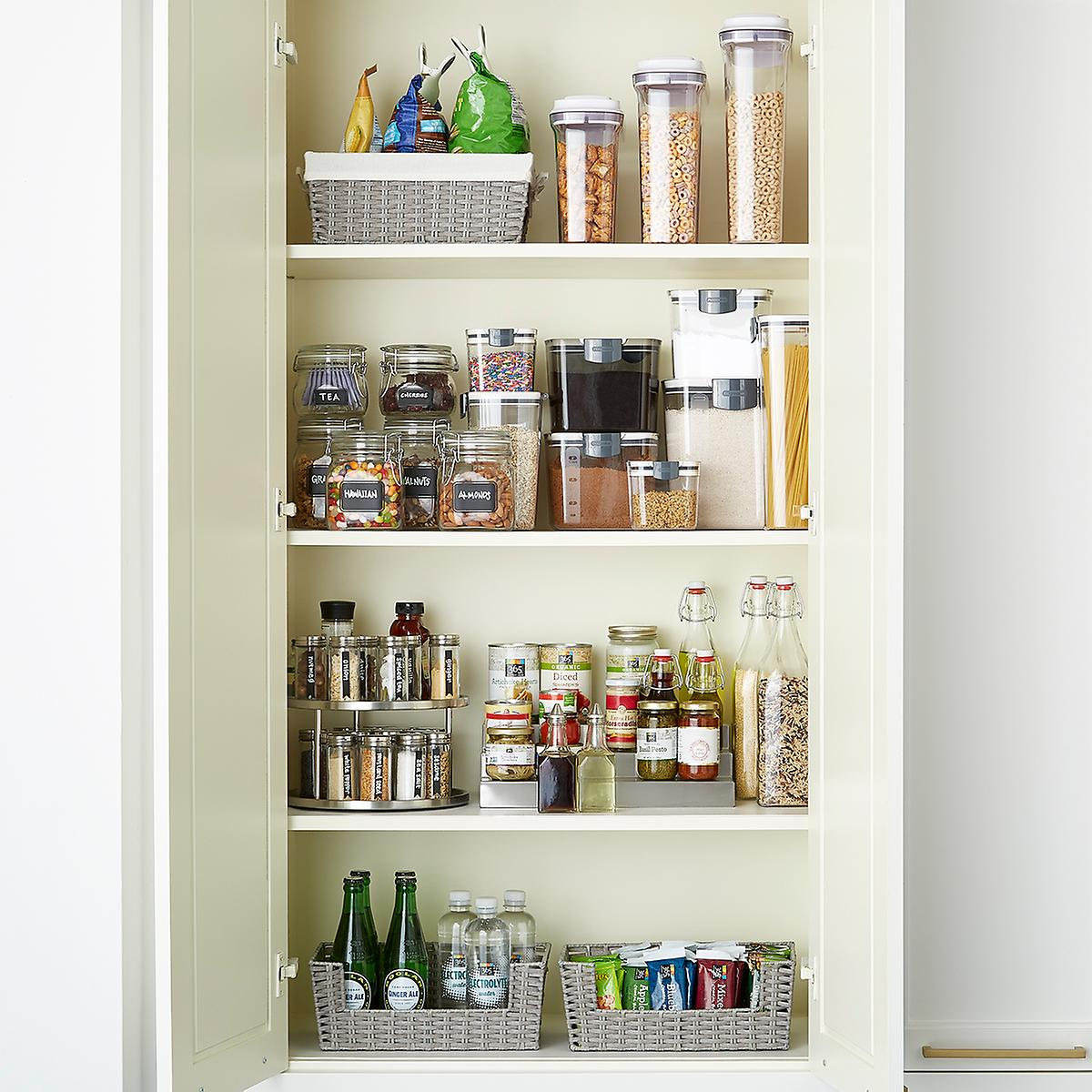Container Store Pantry Storage