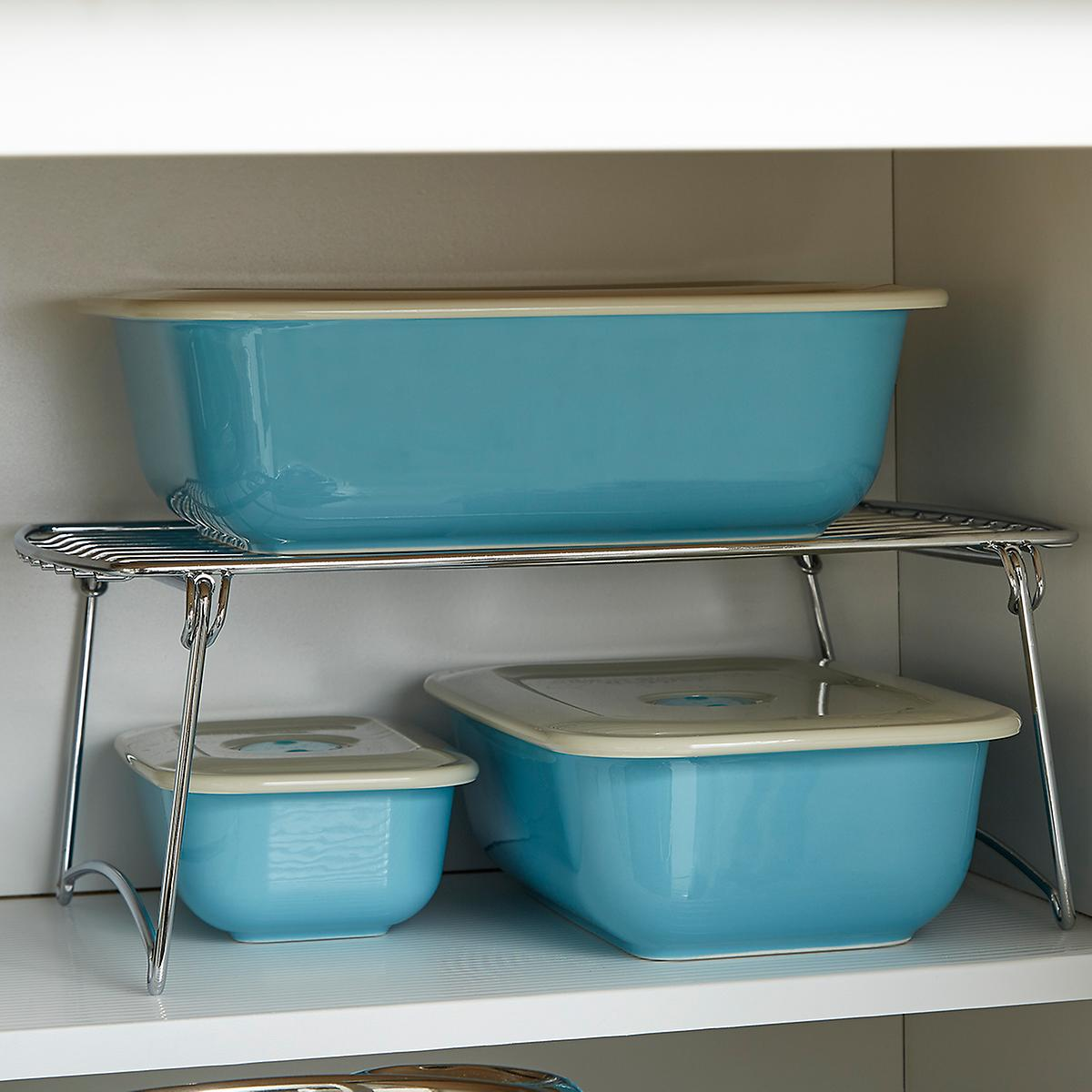 Lower Cabinet Organization Starter Kit | The Container Store