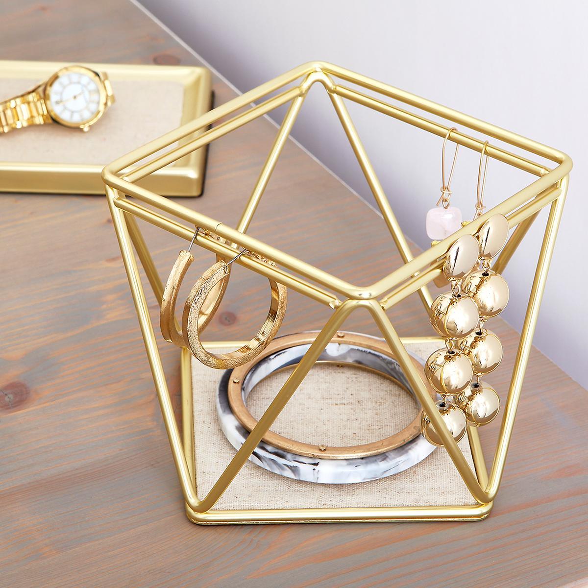 Umbra Gold Prisma Bracelet Earring Holder