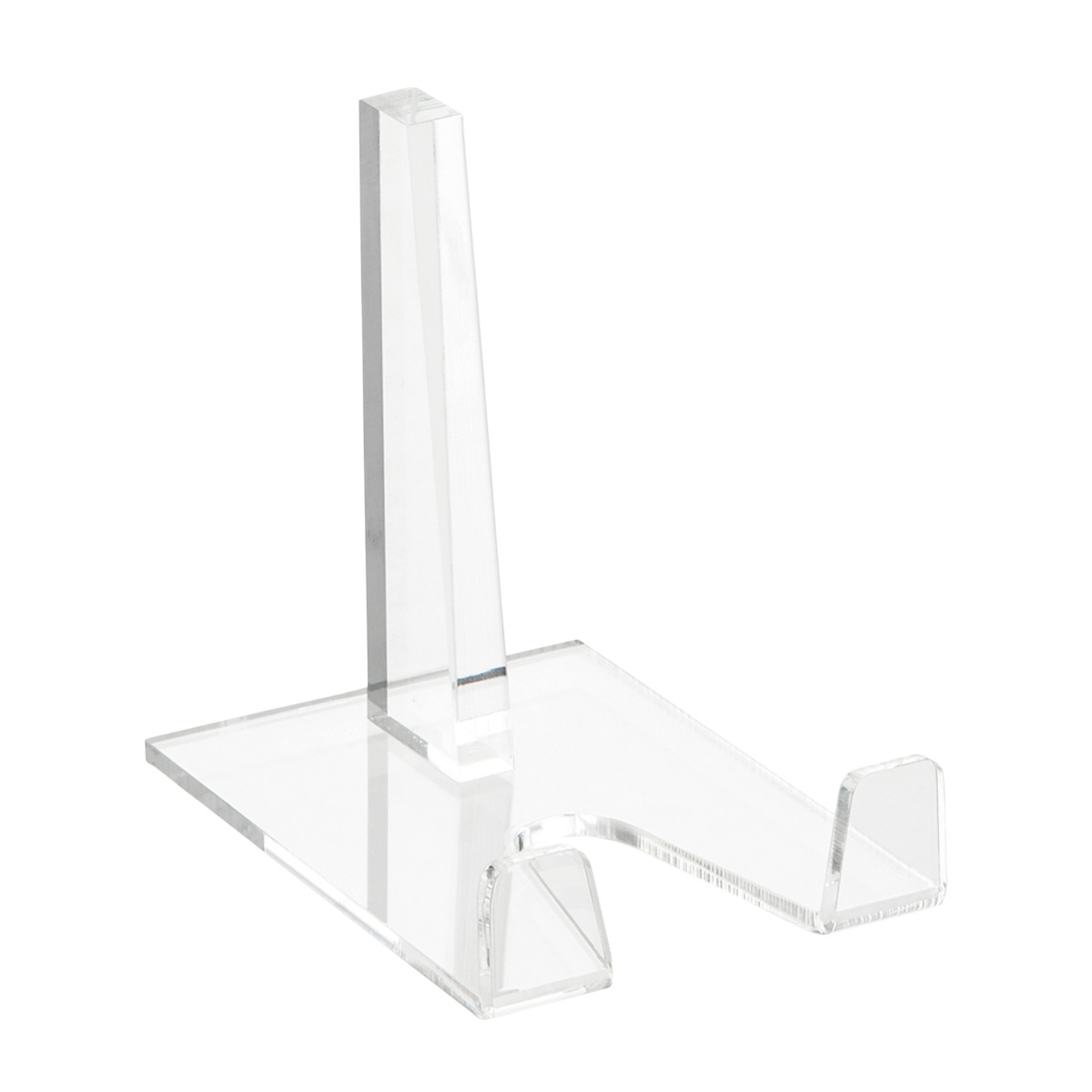 All fields are required!  sc 1 st  The Container Store & Deluxe Acrylic Plate Stands | The Container Store