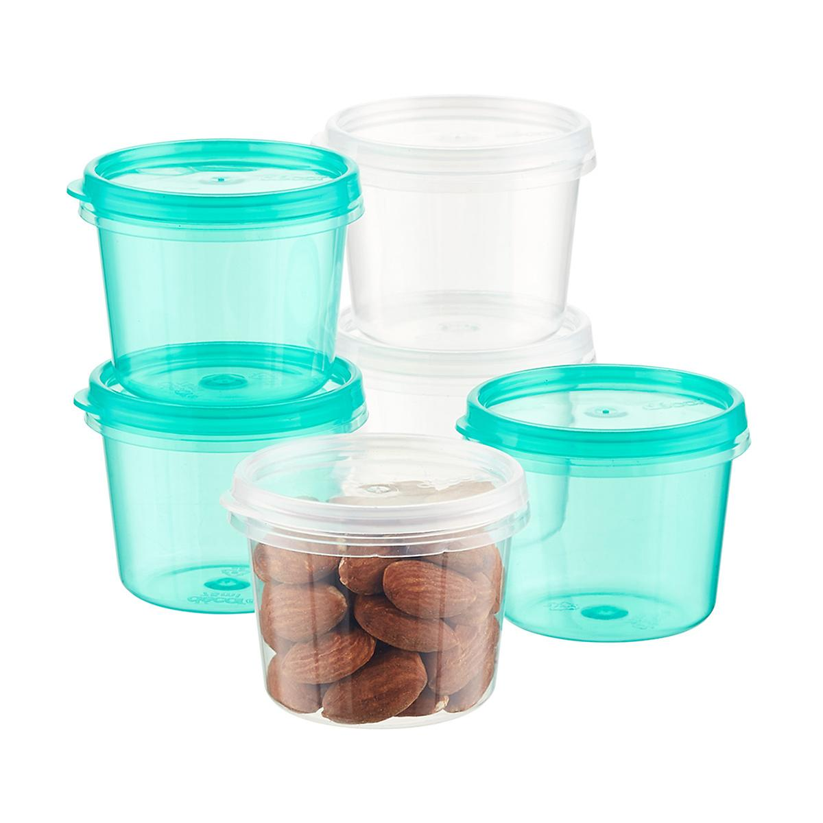 Snack & Dip Tubs | The Container Store