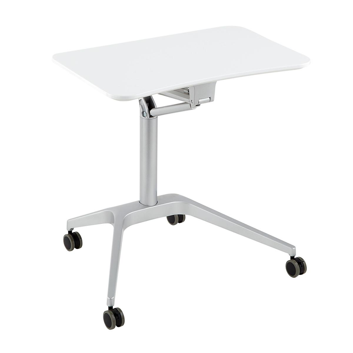 adjustable standing desk the container store - Height Adjustable Standing Desk