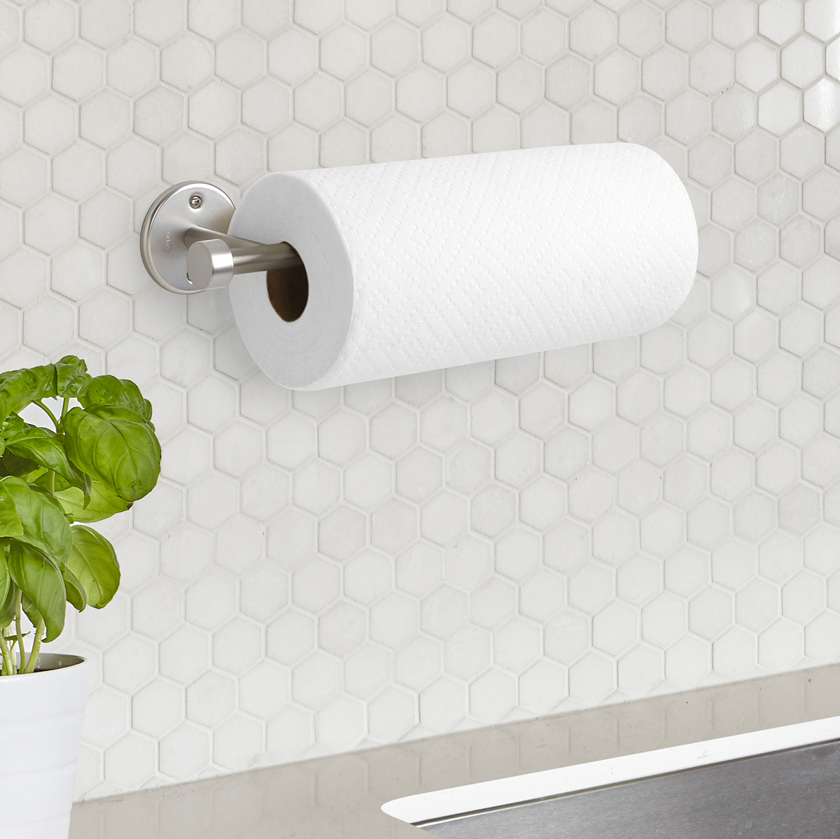 Umbra Ca Wall Mounted Paper Towel Holder