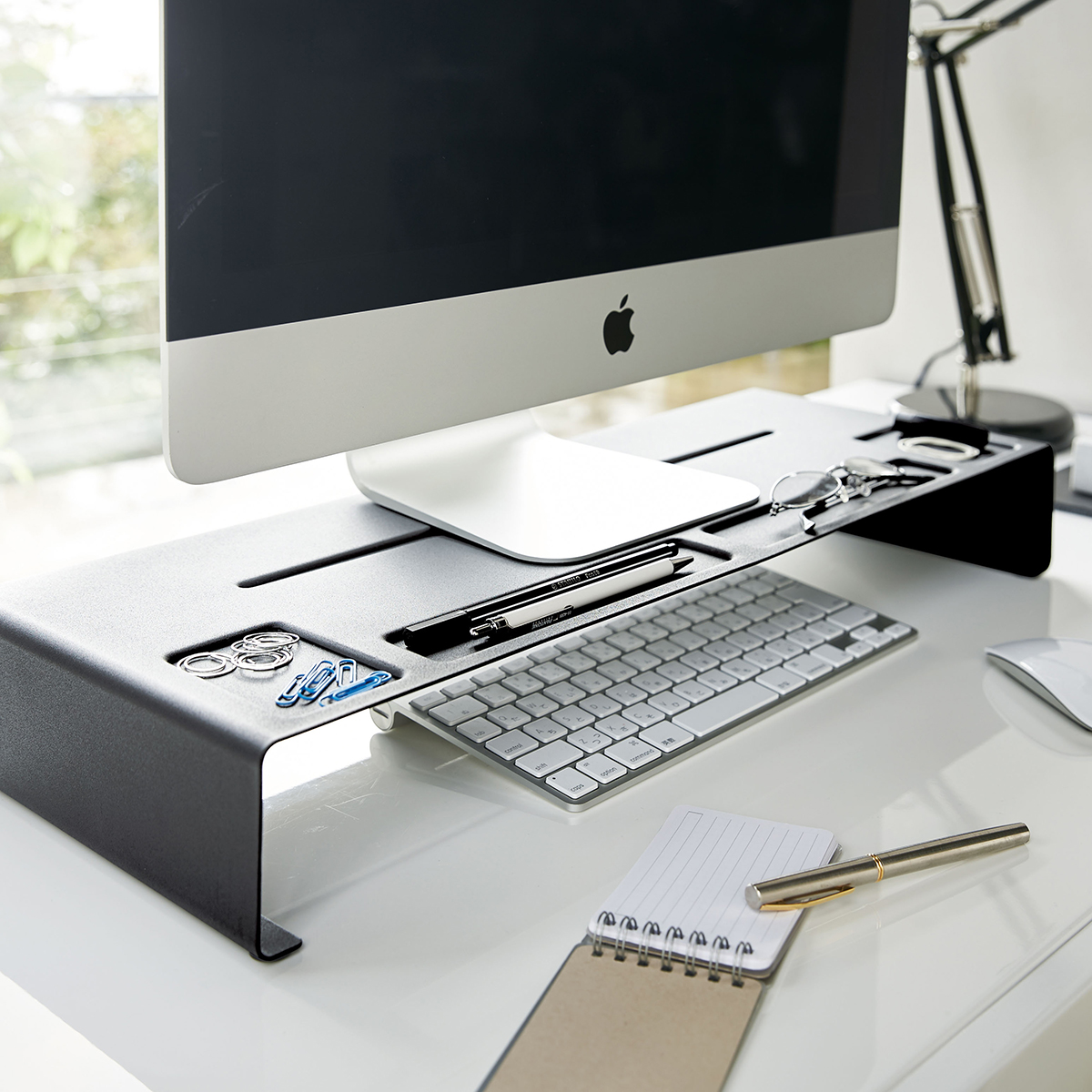 - Tower Monitor Stand The Container Store