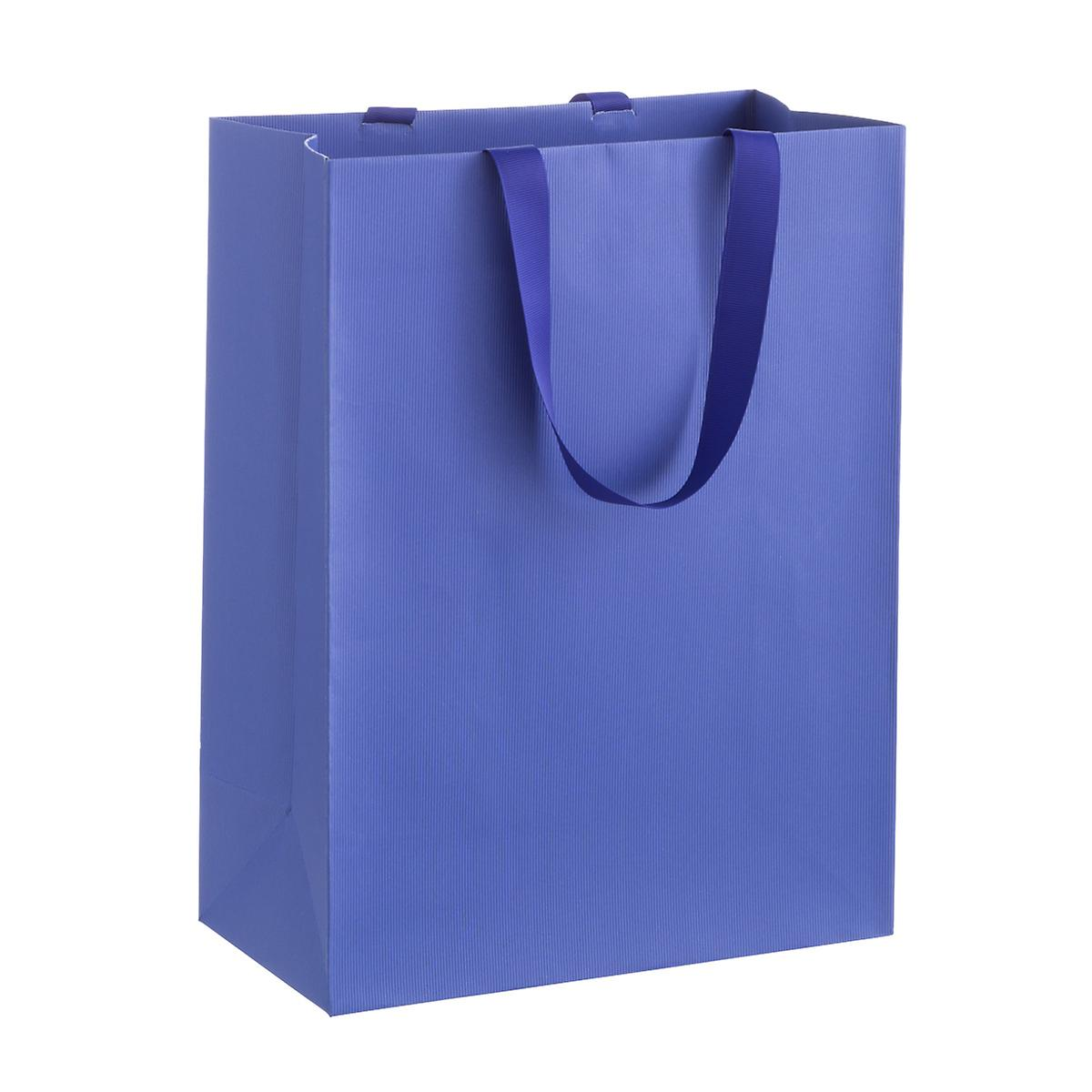 Solid Royal Blue Gift Bag