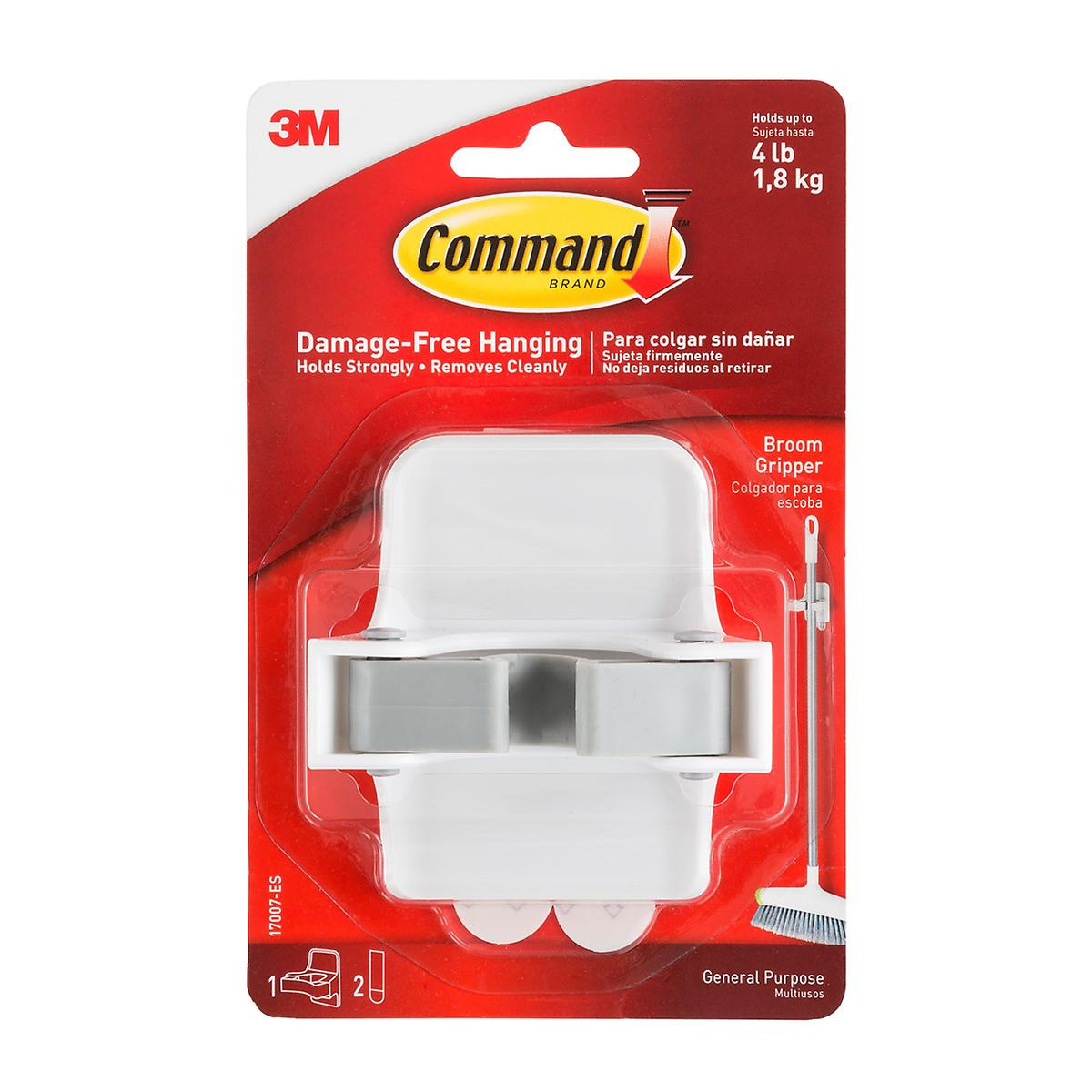 3m Command Broom Holder The Container Store