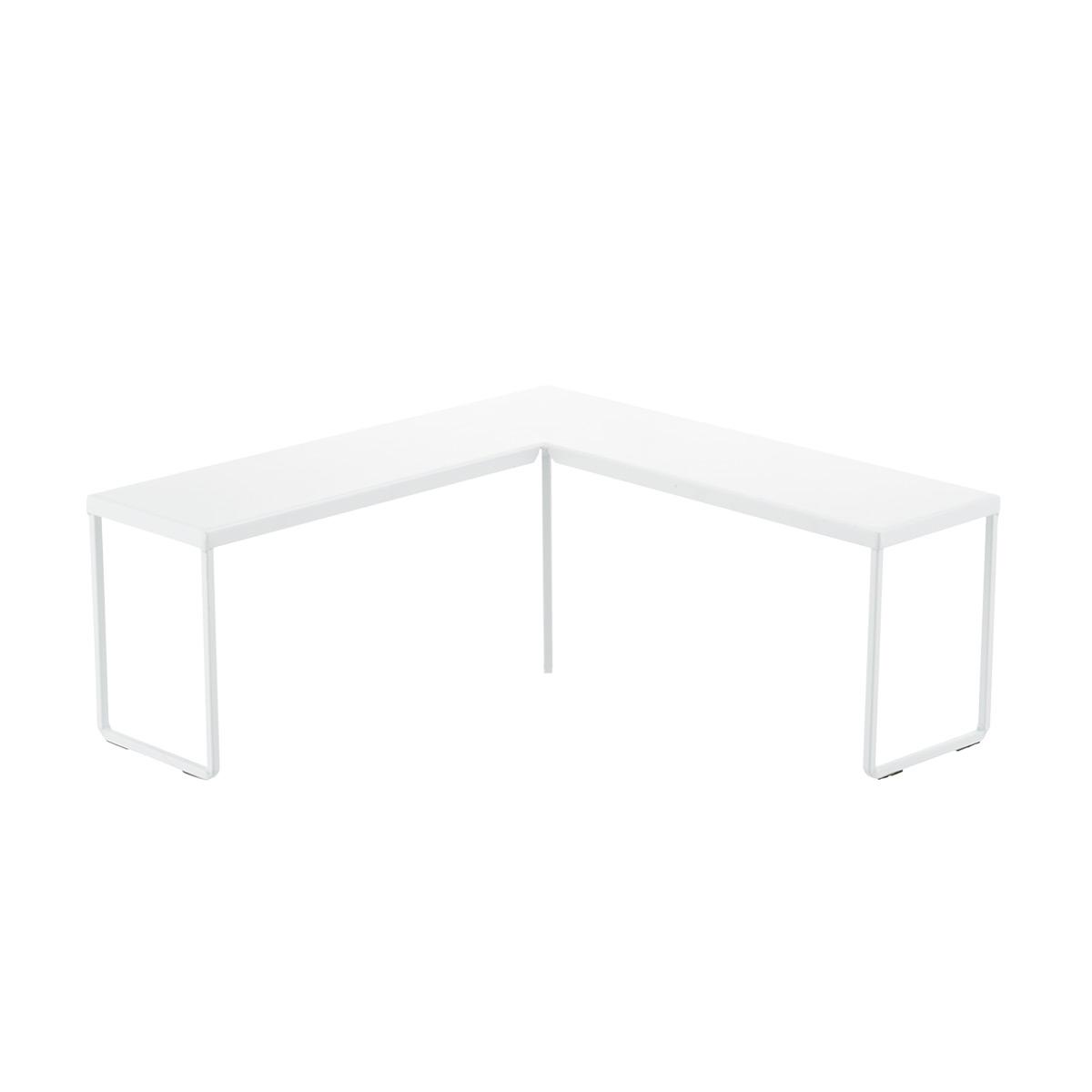 Franklin Corner Shelf Riser