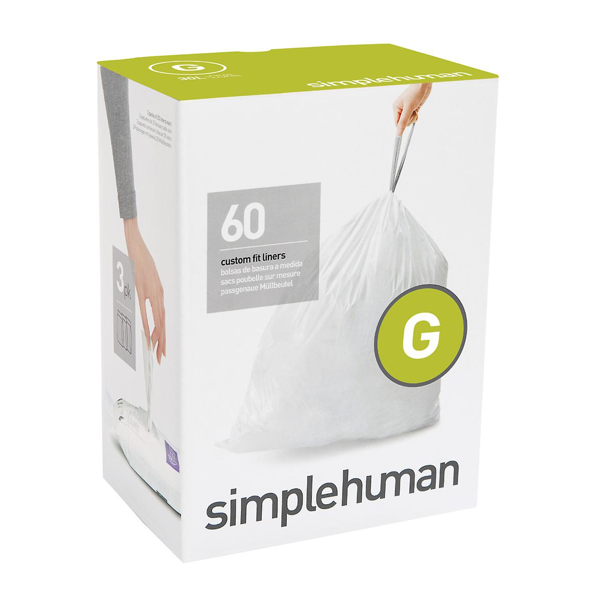 Simplehuman Trash Bags The Container
