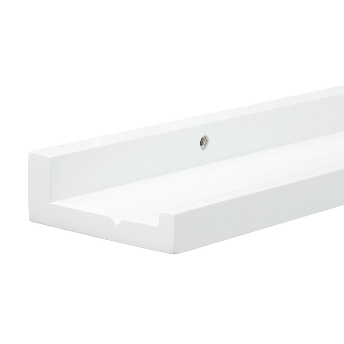 Amazing White Ledge Wall Shelves Download Free Architecture Designs Embacsunscenecom