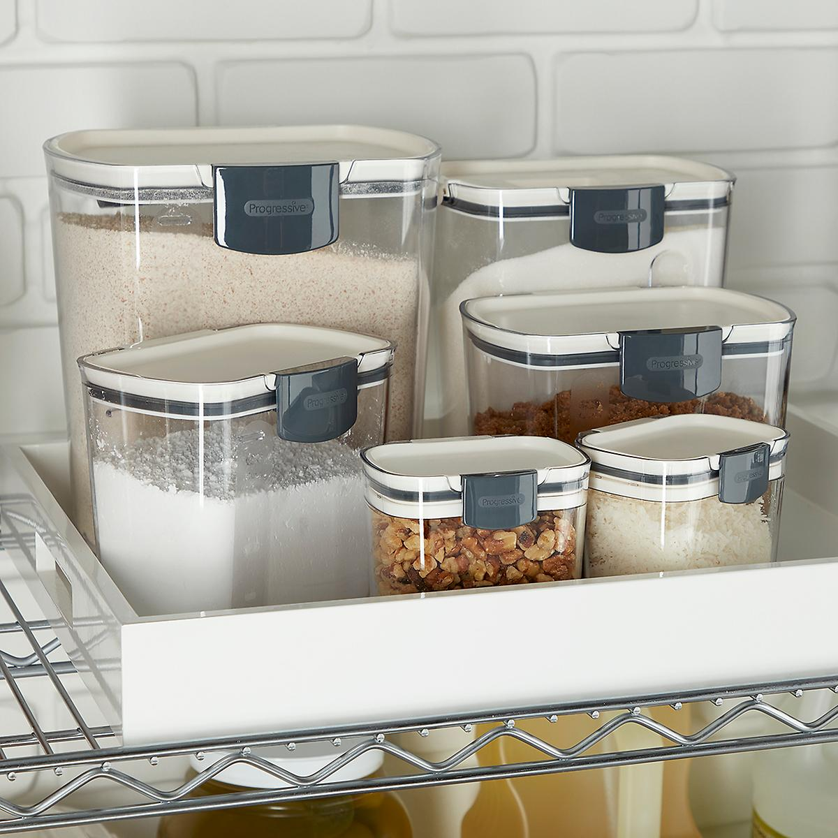 Prokeeper Baker S Storage Set Of 6 The Container Store