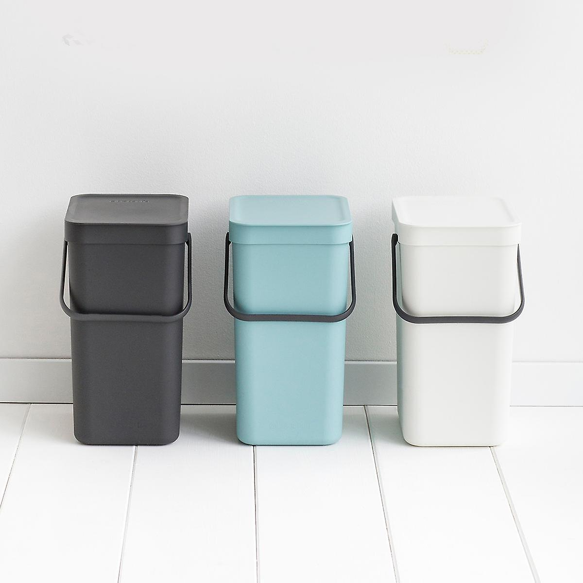 Brabantia Sort & Go Recycling Bins | The Container Store