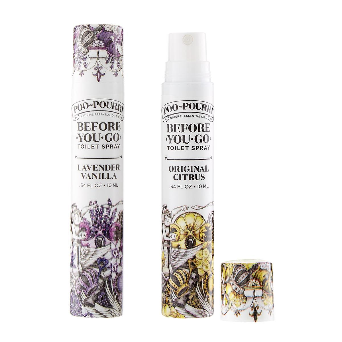 10ml Poo Pourri Sprayers The Container Store