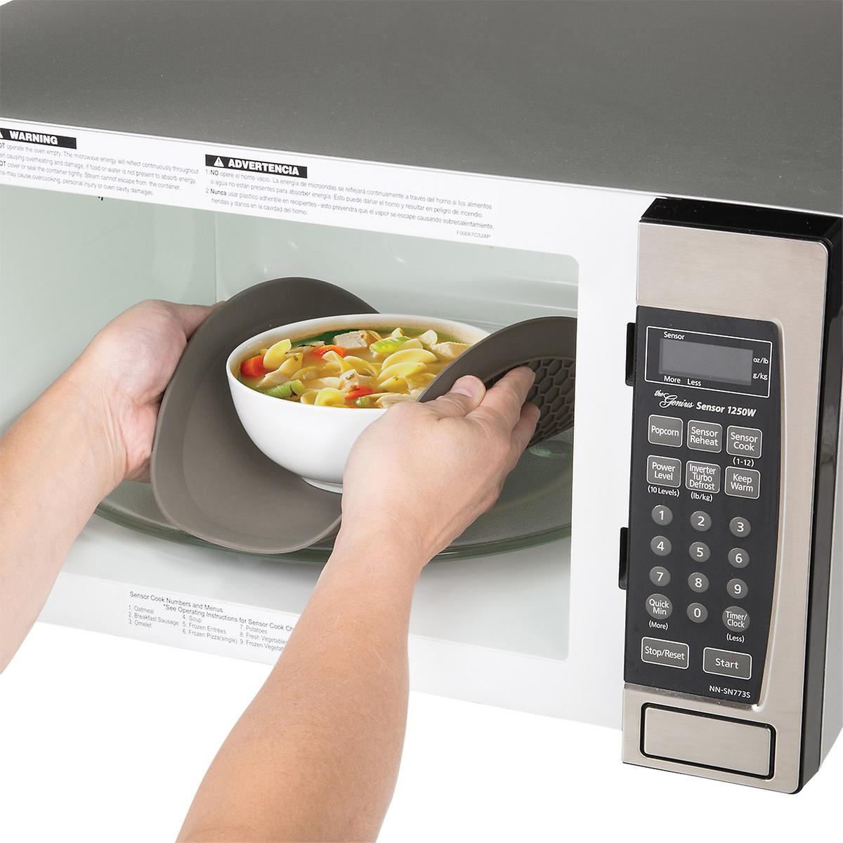 Image result for food out of the microwave