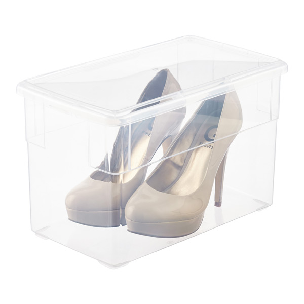 Our Tall Shoe Box