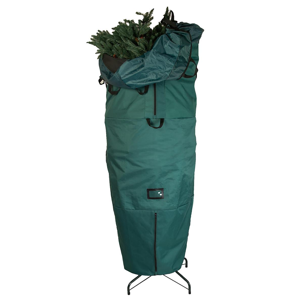 Christmas Tree Storage Bag.Upright Christmas Tree Storage Bag