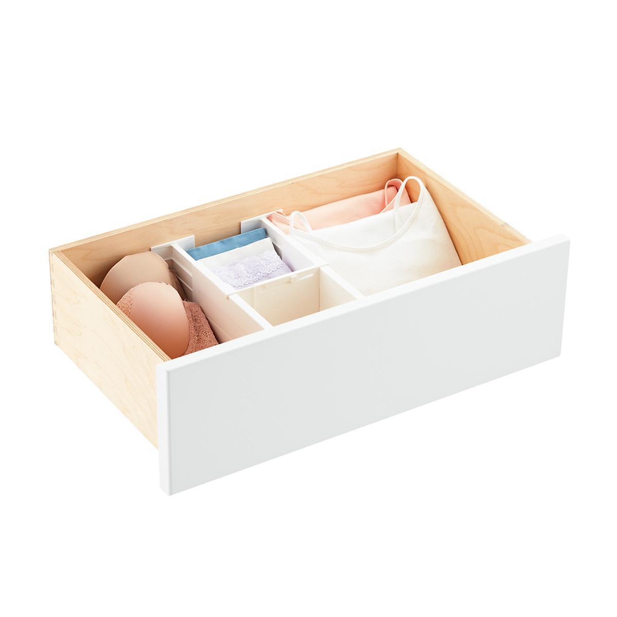 Dresser Drawer Organizer 4 Dream Drawer Organizers The