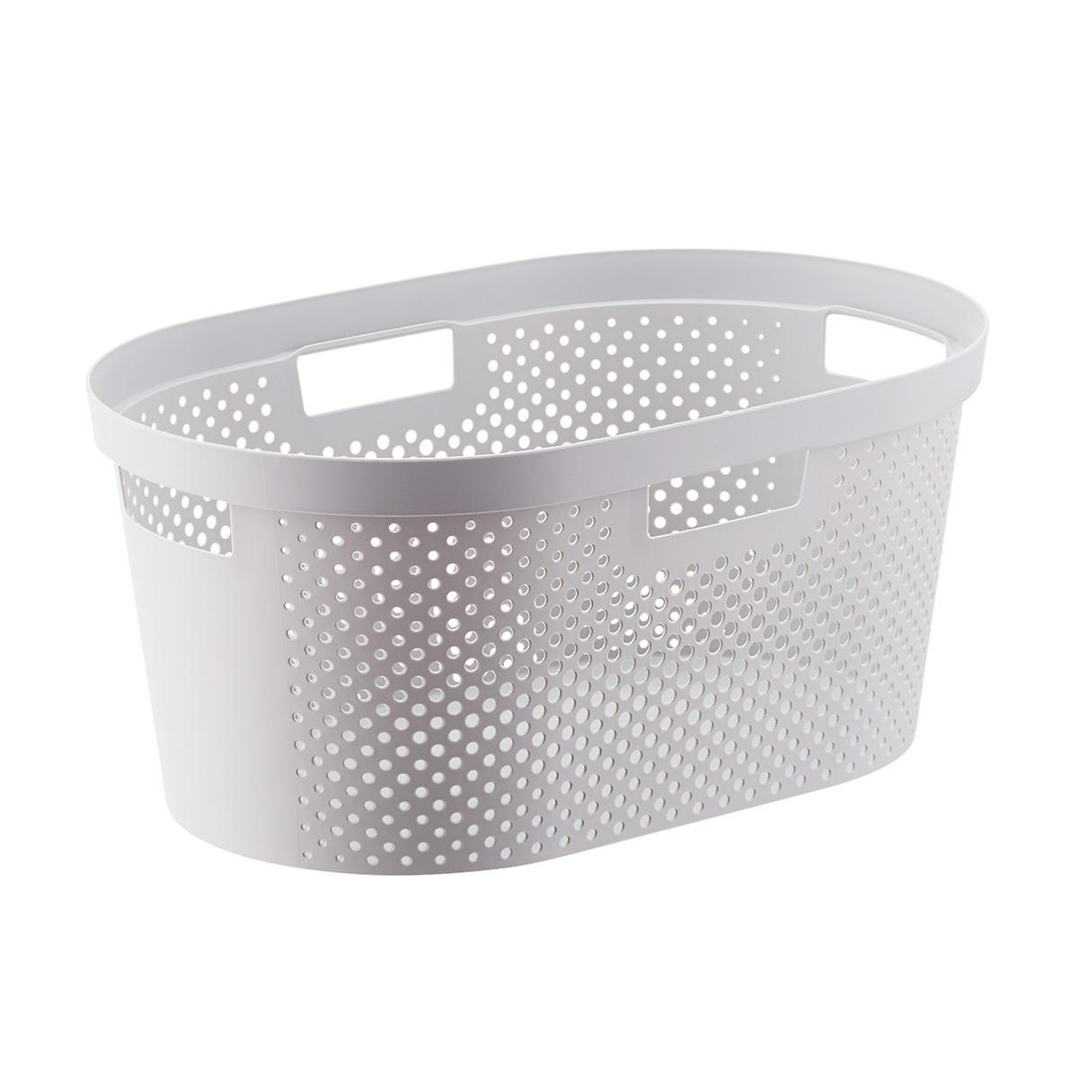 Infinity Laundry Basket The Container Store