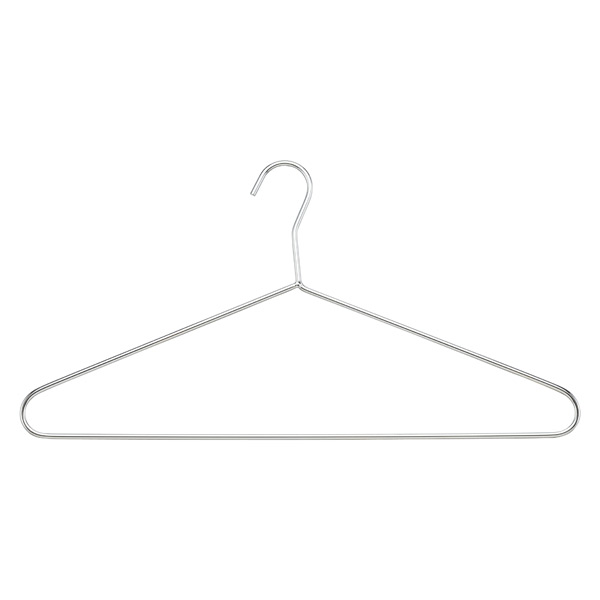 Metal Hangers Chrome Metal Hangers The Container Store