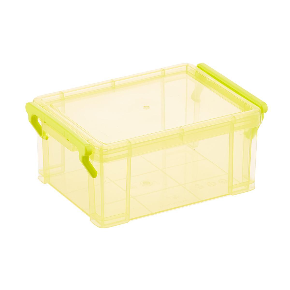 10078034 latch box yellow medium