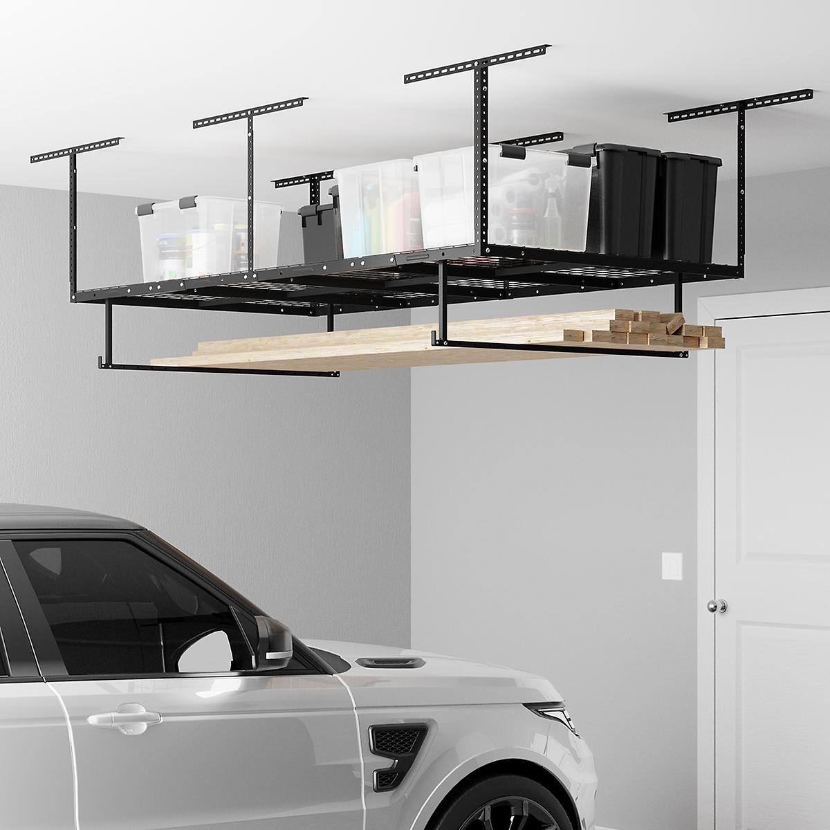 Ceiling Rack Set Of 2 The Container Store